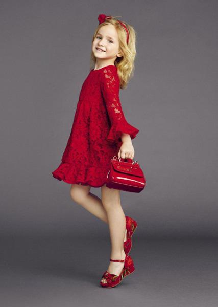 Бордовое платье девочке