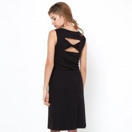 Платье с бантиком сзади