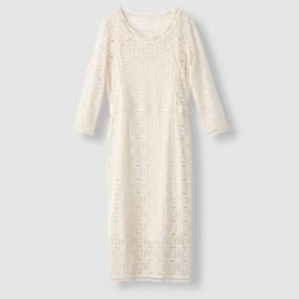 Платье из гипюра Yukari