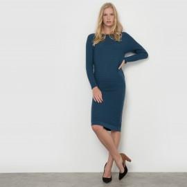 Платье-пуловер 100% шерсть мериноса