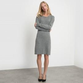 Платье-пуловер из 100% кашемира