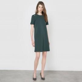 Платье прямое
