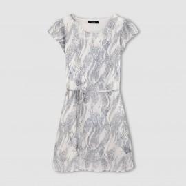 Платье с короткими рукавами VIREPTILE S/S DRESS