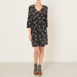 Платье из шелка PANAME