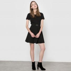 Платье с короткими рукавами, MOLLY BRACKEN