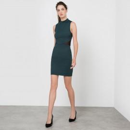 Платье облегающее без рукавов