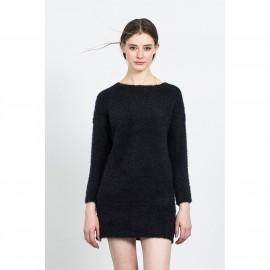 Платье-пуловер с длинными рукавами LIVORNO DRESS