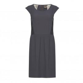 Платье из струящейся ткани с короткими рукавами BLAKE