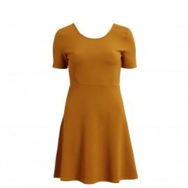 Платье из плотного трикотажа Vijulyn
