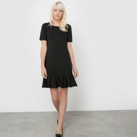 Платье с короткими рукавами CAMILLE
