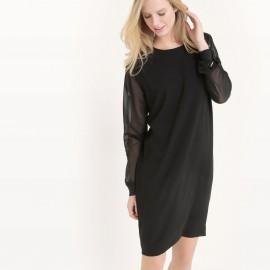 Платье с длинными рукавами HILLY DRESS