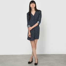 Платье короткое с длинными рукавами VMSCISSOR