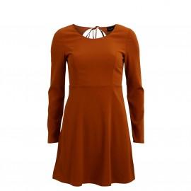 Платье с открытой спиной Vilibby
