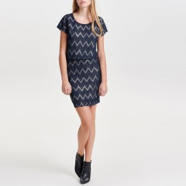 Платье  спринтом ZIVA DRESS JRS