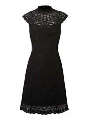 Элегантное черное платье Asos