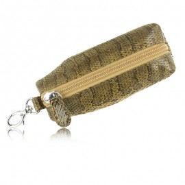 Ключница из кожи водяной змеи, AN-091 (Quarro)