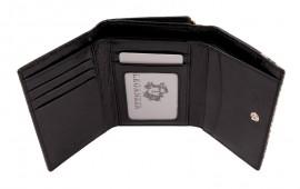 Кошелек Z2803-2584 black (Eleganzza)