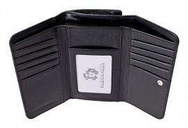 Кошелек Z2904-2568 black (Eleganzza)