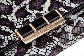 Кошелек ZA2966-2582 black (Eleganzza)