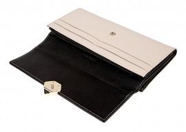 Кошелек ZAJ3042-2583 black/beige (Eleganzza)