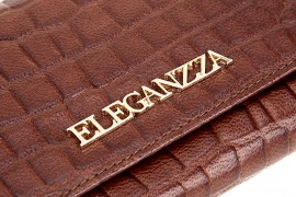 Кошелек ZK-0078-1 brown (Eleganzza)