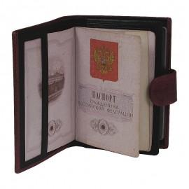 Обложка для документов, AN-042 (Quarro)
