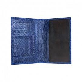 Обложка для паспорта из кожи змеи, AN-013 (Quarro)