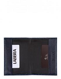 Обложка для документов Labbra L003-0007 blue