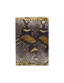 Обложка для документов Z3278-2585 yellow (Eleganzza)