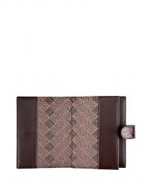 Обложка для документов Z3396-778 brown (Eleganzza)
