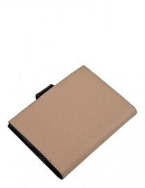 Обложка для документов Z3448-2807 beige/black (Eleganzza)