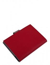 Обложка для документов Z3448-2807 bordo/grey (Eleganzza)