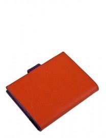 Обложка для документов Z3448-2807 orange/purple (Eleganzza)