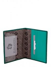 Обложка для документов Z3452-2585 green (Eleganzza)