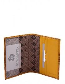 Обложка для документов Z3452-2585 yellow (Eleganzza)