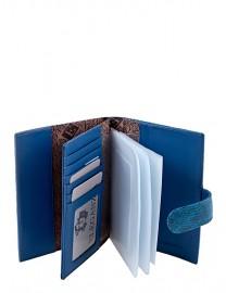 Обложка для водительских документов Z3452-778 blue (Eleganzza)