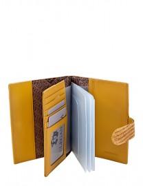 Обложка для документов Z3452-778 yellow (Eleganzza)