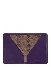 Обложка для документов Z3961-4009 orange/purple (Eleganzza)