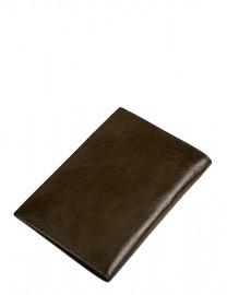 Обложка для документов Z3964-2585 green (Eleganzza)