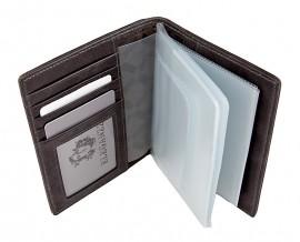 Обложка для документов ZA2966-2808 grey (Eleganzza)
