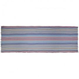 Палантин женские (шелк и хлопок) 80х180 F22-2030-11 (Eleganzza)