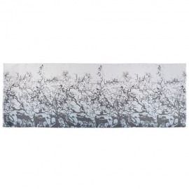 Палантин женские шелк+виск 70х180 LSL34-915-11 (Labbra)