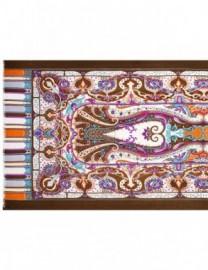 Палантин женские шерсть+кашемир 65х180 S42-0742-18 (Eleganzza)