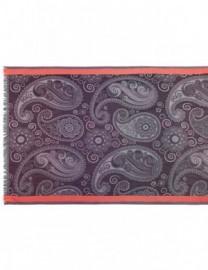 Палантин женские виск+шерсть+шелк 70х195 LF35-179-16 (Labbra)