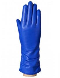 Перчатки кожаные утепленные подкладка из шелка AND W12FH-8224 blue (Anyday)