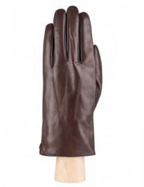 Перчатки мужские (шерсть и кашемир) TOUCH IS55100 d.brown (Eleganzza)