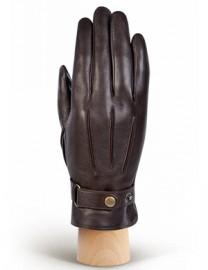 Перчатки мужские (шерсть и кашемир) TOUCH IS91140 mocca (Eleganzza)