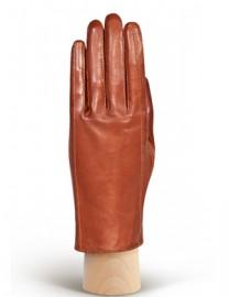 Перчатки мужские подкладка из шелка HP90309 luggage (Eleganzza)