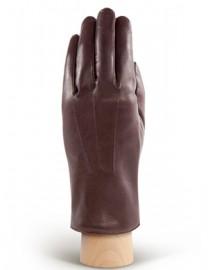 Перчатки мужские подкладка из шелка HP96000 mocca (Eleganzza)