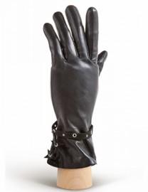Перчатки женские 100% кашемир 2018w black (Eleganzza)